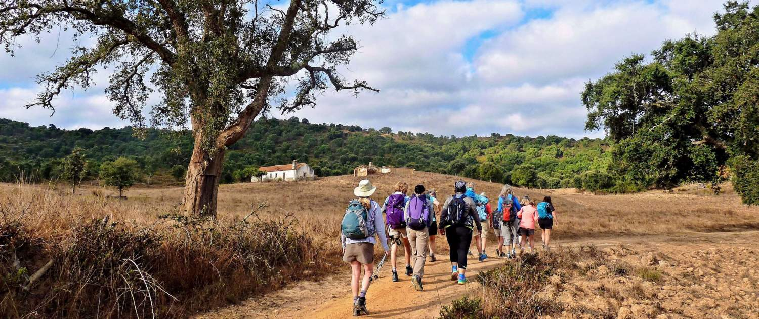 Hiking and Cycling Holidays in Portugal Portugal Nature Trails