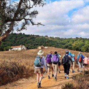 Hiking through Rural Landscapes in Portugal