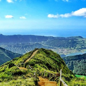 Nature Hiking Holiday in Azores