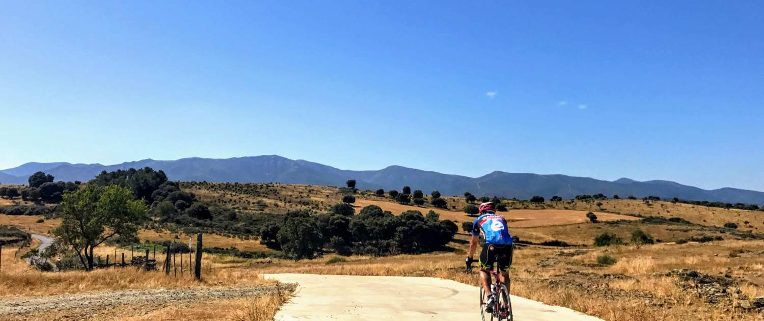 Road cycling trips in Portugal
