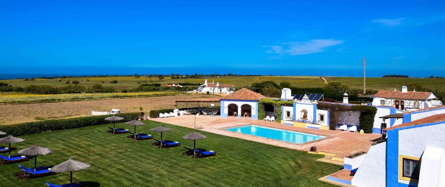 The most charming accommodation in Portugal