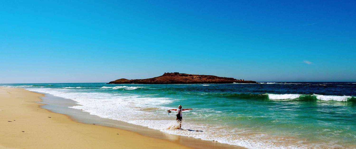 Discover Alentejo coastal trails