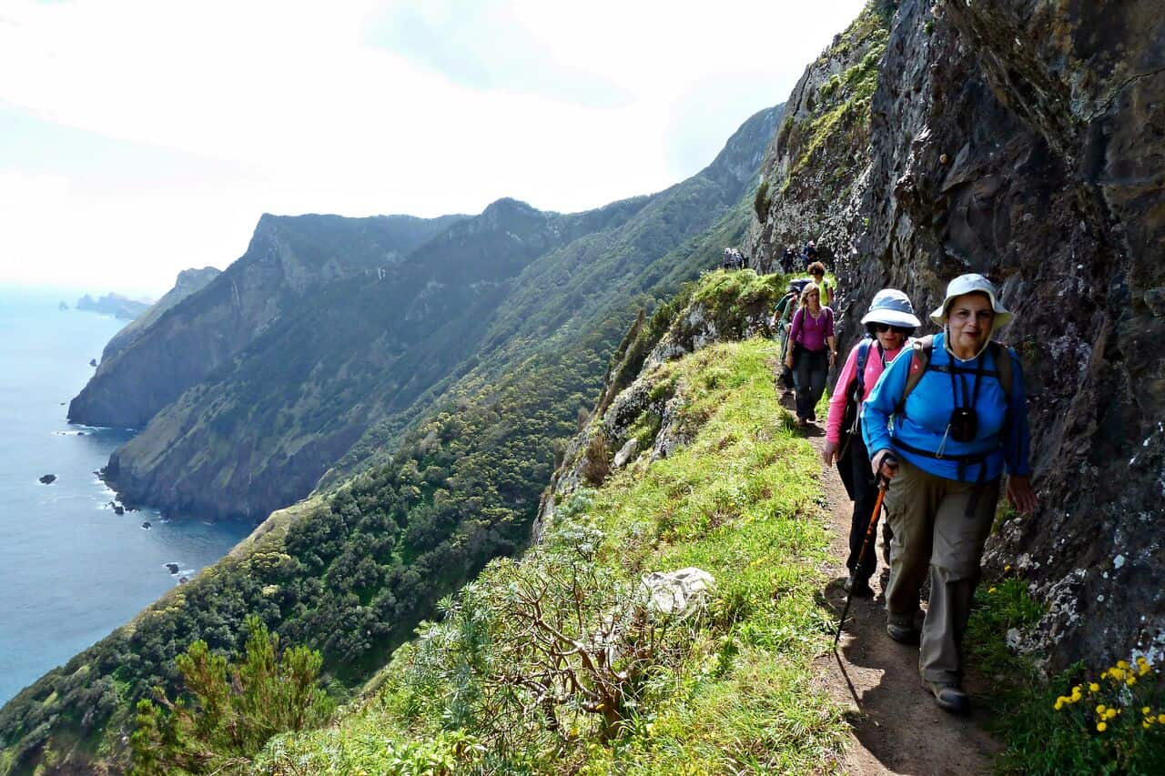Walking Tours In Madeira Hiking In Madeira Portugal