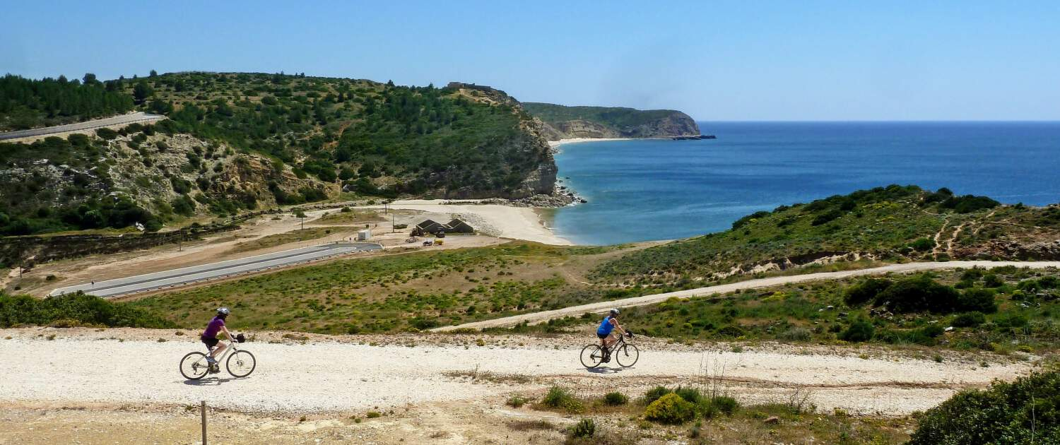 Portugal South West Coast by bike