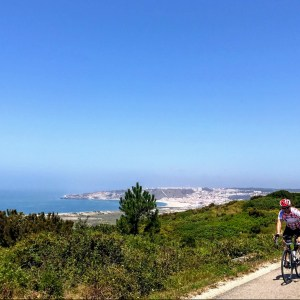 Porto to Lisbon Cycling