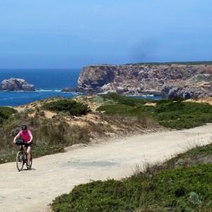 Portugal Wild Coast mountain bike tours