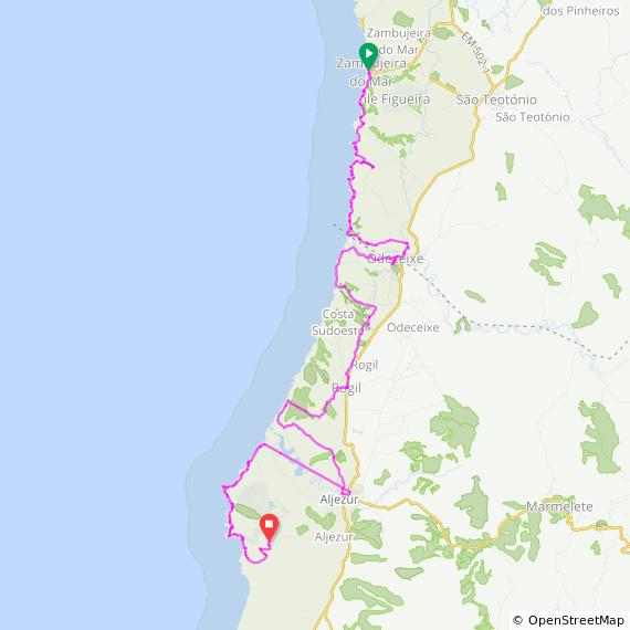 Portugal Wild Coast Hiking Tour