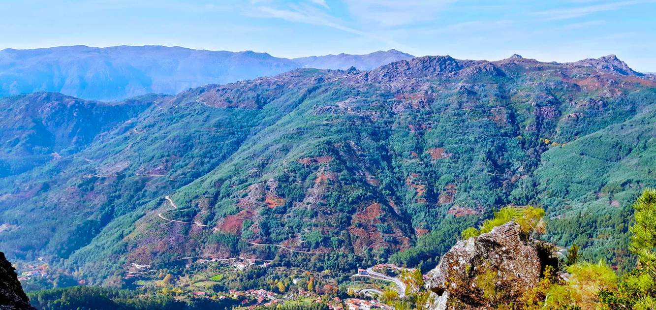 Gerês Mountain Hike - Pedra Bela Viewpoint