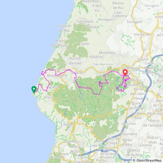 Short Break Sintra Hiking Tour