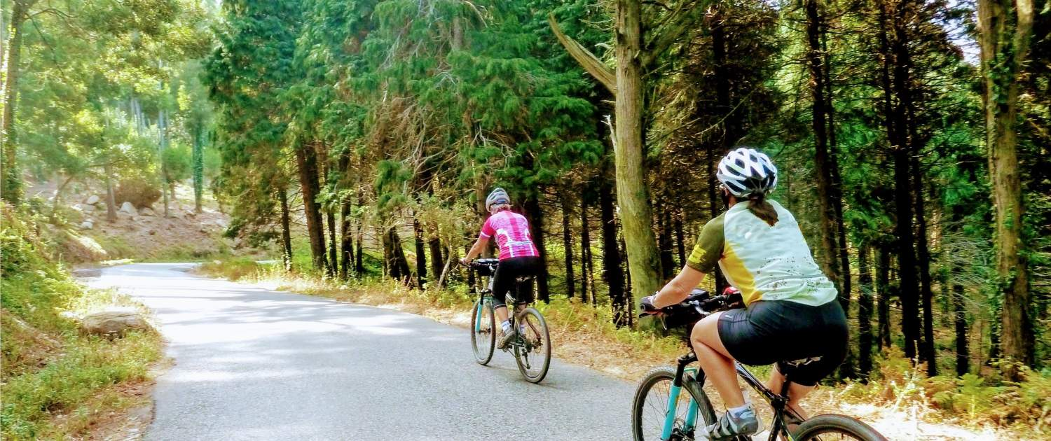 Family cycling holidays in Portugal