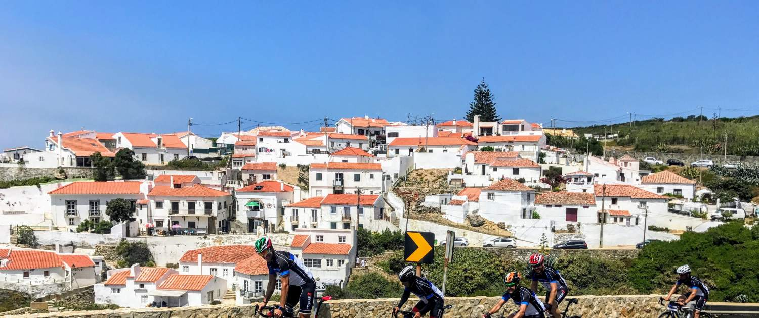 Road cycling trips near Lisbon