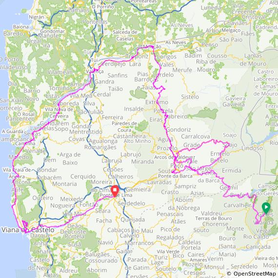 Peneda-Geres-National-Park-Cycling