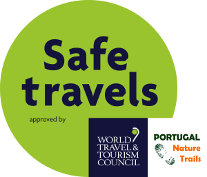 Safe Travels Stamp Portugal Nature Trails