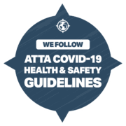 Covid Badge ATTA