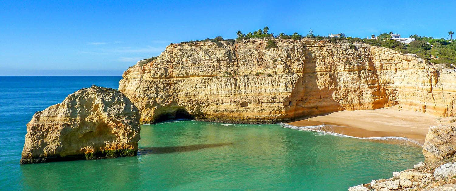Algarve Cliff Trails - Portugal Nature Trails