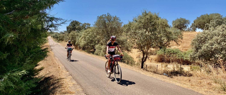 Alentejo Vineyards Cycling - Portugal Nature Trails