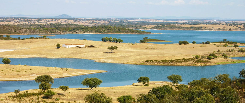 Alentejo Vineyards and Alqueva Lake - Portugal Nature Trails