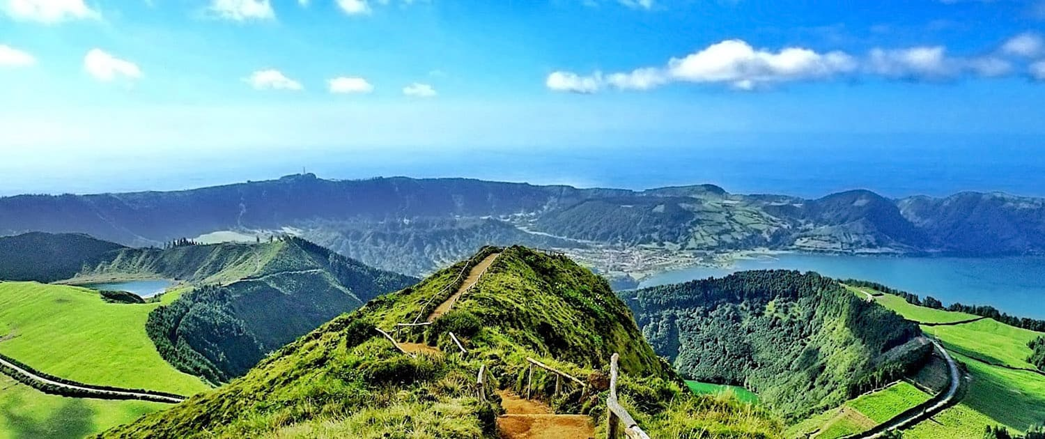 Azores Dream Hiking Holiday - Portugal Nature Trails