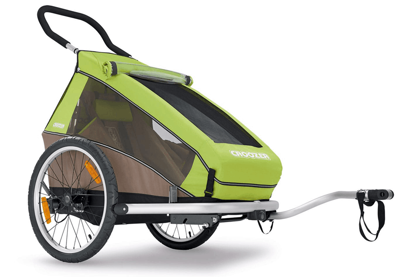 """<span style=""""color: #e36517;"""">Croozer Trailer</span> <span style=""""font-size: 15px;"""">UP TO 30 / 45 KG</span>"""