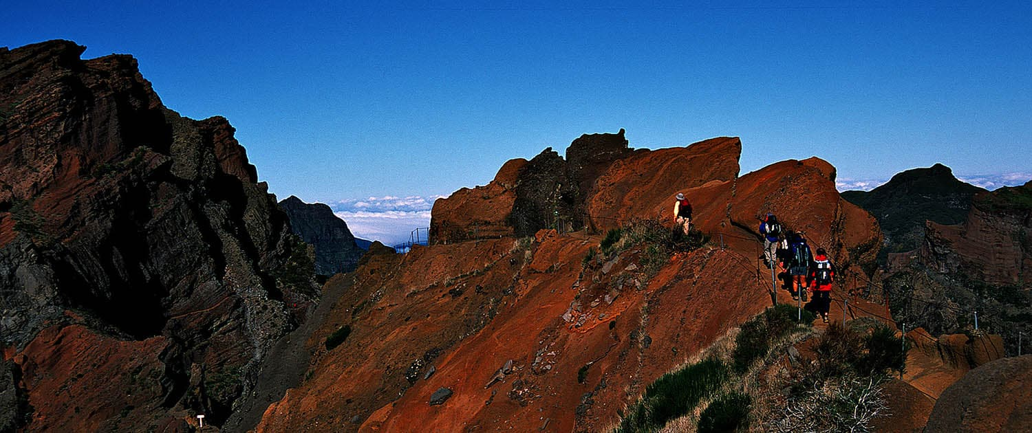 Explore Madeira Island - Portugal Nature Trails