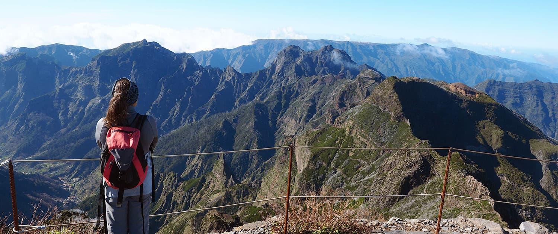 Madeira Island Adventure - Portugal Nature Trails