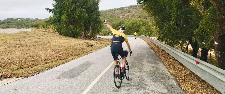 Alentejo Vineyards Cycling Road - Portugal Nature Trails